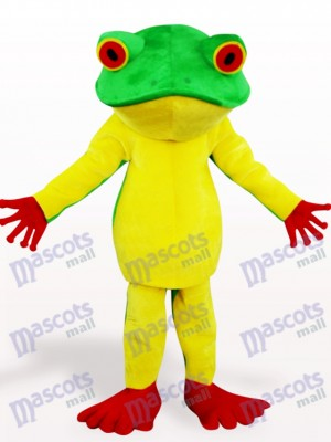 Frog Animal Adult Mascot Costume