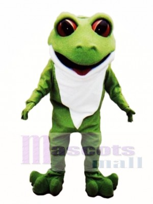 Tree Frog Mascot Costume Animal