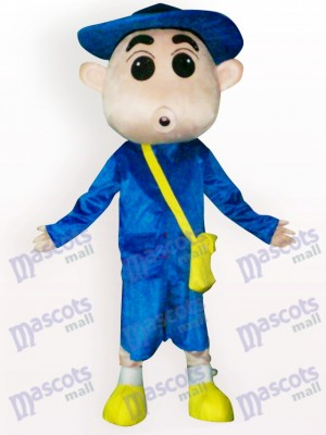 Crayon Shin-chan With Hat Anime Adult Mascot Costume