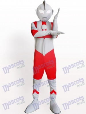 Ultraman Anime Adult Mascot Costume