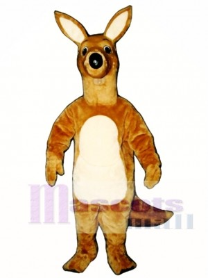 Kenny Kangaroo Mascot Costume Animal