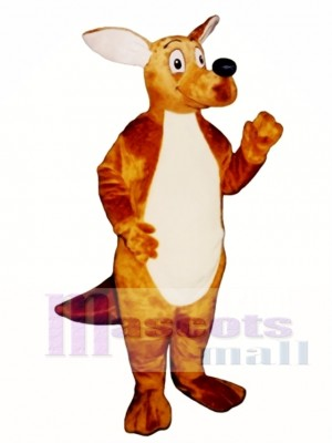 Cute Joey Kangaroo Mascot Costume Animal
