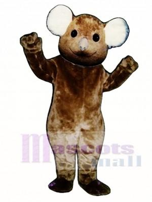 New Kandy Koala Bear Mascot Costume Animal