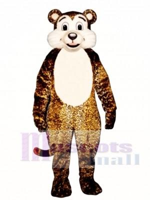 Baby Leopard Mascot Costume Animal