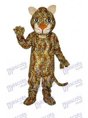 Panther Adult Mascot Costume Animal