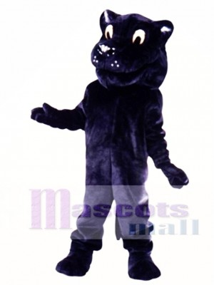 Patrick Panther Mascot Costume Animal