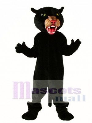 Panther Mascot Costume Animal