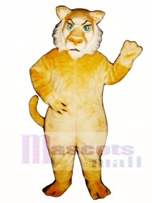 Growly Lion Mascot Costume Animal