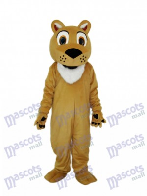 Doo Doo Lion Mascot Adult Costume Animal