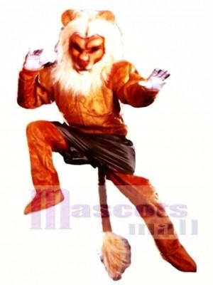 Pro Lion Mascot Costume Animal