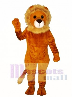Linus Lion Mascot Costume Animal