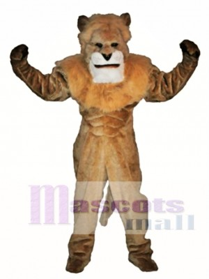 King Lion Mascot Costume Animal