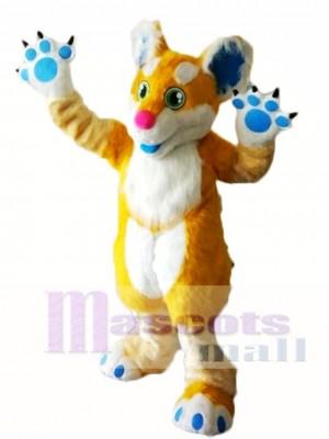 Chihuahua Dog Fox Fursuit Mascot Costumes Animal