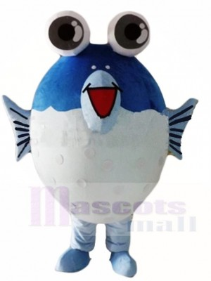 Pufferfish Balloonfish Blowfish Bubblefish Mascot Costumes Sea