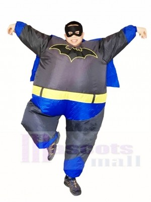 Batman Superhero Cosplay Inflatable Costumes Suits for Adult