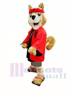 Akita Dog Mascot Costume Cute Dog For Promotion Party Mascot Costume Animal Cartoon