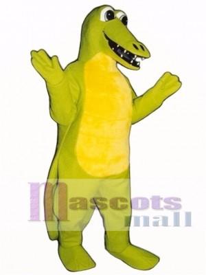 Gary Gator Mascot Costume Animal