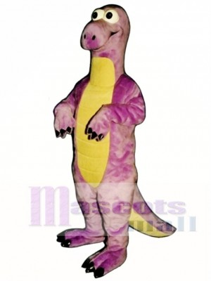 Brontosaurus Mascot Costume Animal