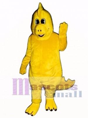 Cute Dinosaur Mascot Costume Animal