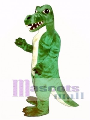 Hungry Alligator Mascot Costume Animal
