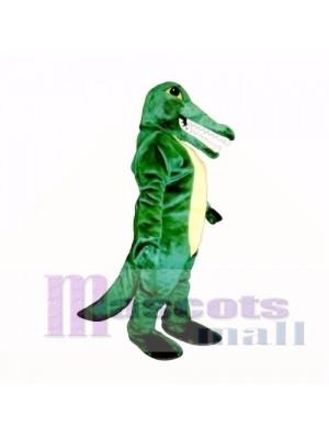 Alligator Sam Mascot Costume Animal