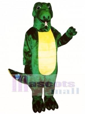 Leonard Lizard Mascot Costume Animal