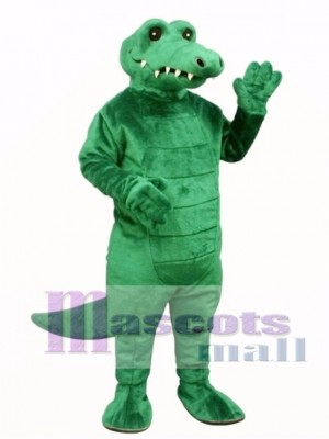 Tuff Gator Mascot Costume Animal