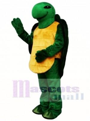 Pond Turtle Mascot Costume Animal