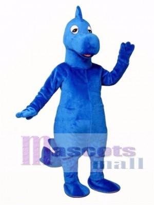 Dilly Dino Mascot Costume Animal