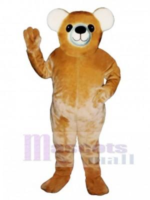 New Teddy Bear Mascot Costume Animal