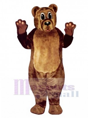 Baby Bear Christmas Mascot Costume Animal