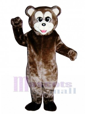 Happy Bear Mascot Costume Animal