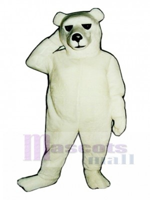 Alaskan Bear Mascot Costume Animal