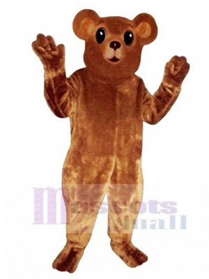 New Bear Cub Mascot Costume Animal