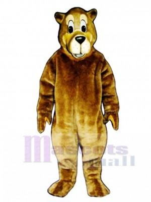Cute Buster Bear Mascot Costume Animal