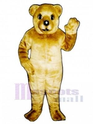 Baby Brown Bear Mascot Costume Animal