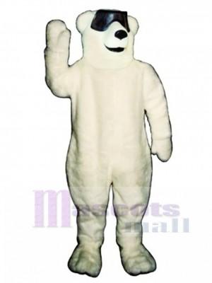 Party Polar Bear Mascot Costume Animal