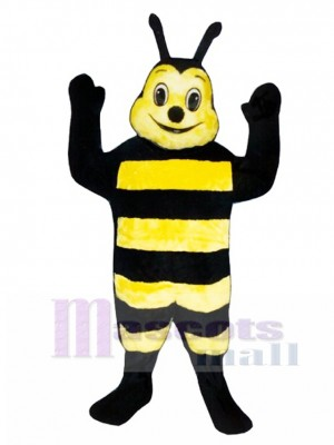 Buzz Bee Mascot Costume Insect