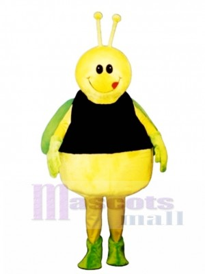Fat Bug Mascot Costume Insect