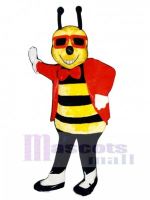 Bees Knees Mascot Costume Insect