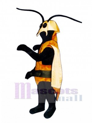 Carl Cockroach Mascot Costumee Insect