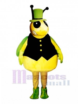 Mr. Bee Mascot Costume Insect
