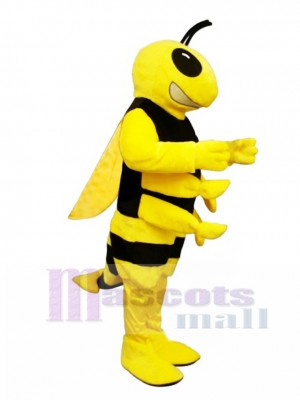 Flutter Bee Mascot Costume Insect