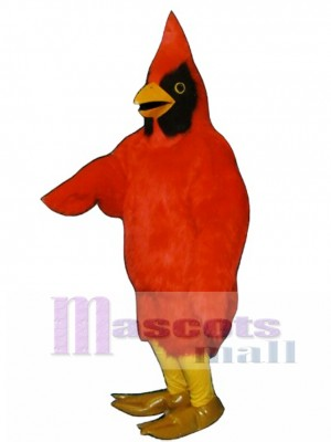 Big Cardinal Mascot Costume Bird