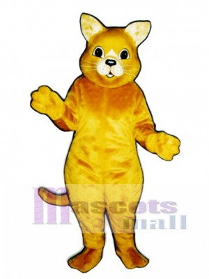 Cute Kitty Cat Mascot Costume Animal