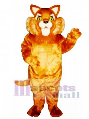 Cute Thomas Cat Mascot Costume Animal