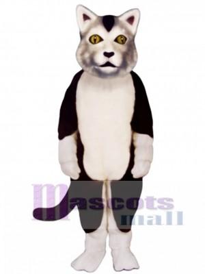 Cute Carlisle Cat Mascot Costume Animal