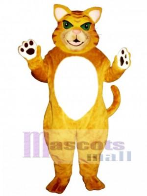 Cute Sugar Kitty Cat Mascot Costume Animal