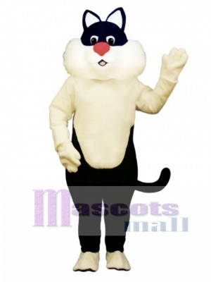 Cute Meow Cat Mascot Costume Animal