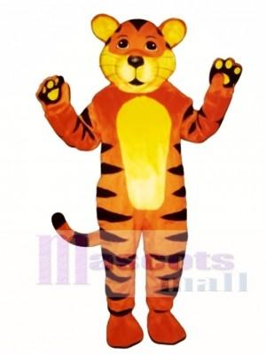 Cute Tiger Cub Mascot Costume Animal